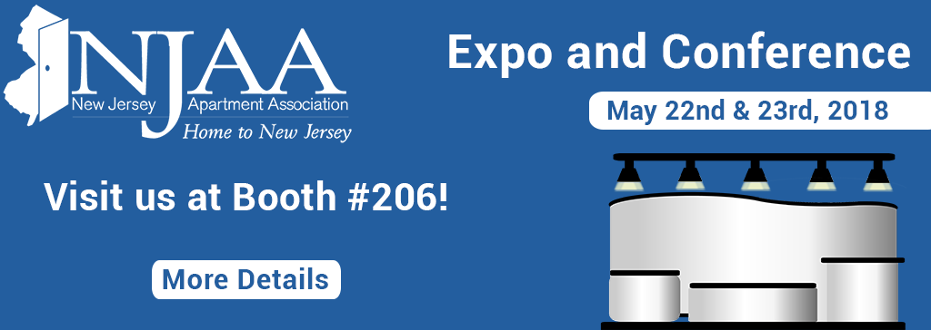 Stop by booth #206 and see us at the 2018 NJAA Trade Show