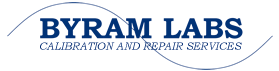 Byram Labs Repair and Calibration Logo
