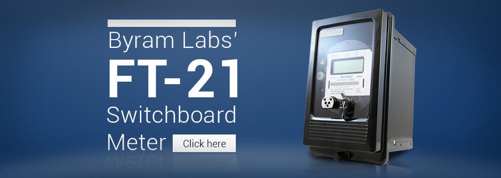Byram's FT-21 Switchboard Meter