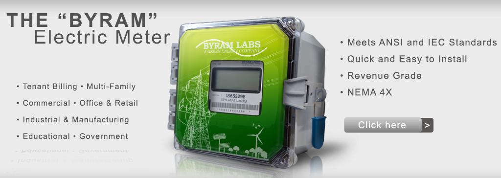 The Byram Electric Meter